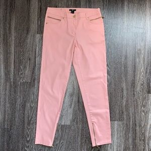 H&M Light Pink Ankle Pants